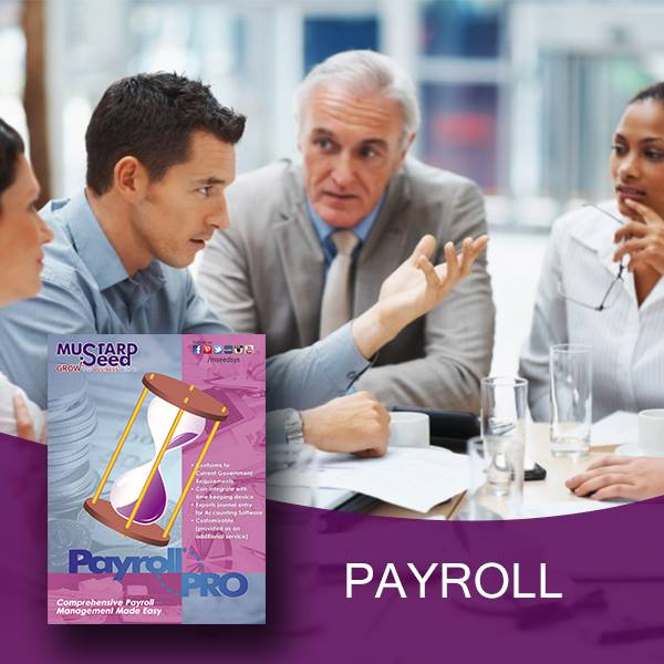 Powerful Payroll Management made easy!