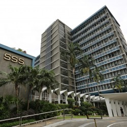 SSS/JANUARY 15, 2016 The Social Security System (SSS) Building East Avenue, Quezon City. INQUIRER PHOTO / RAFFY LERMA
