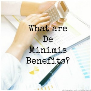 Philippine Payroll 101: What are de minimis benefits?