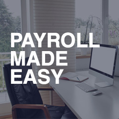 How can you handle Payroll easily?