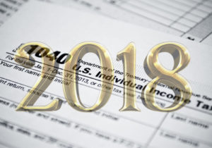5 Tax Changes for 2018 That You Need to Know