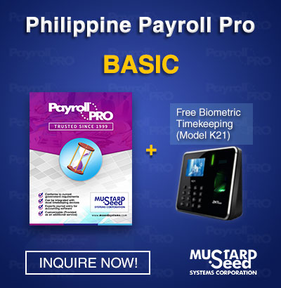 Payroll Software Basic